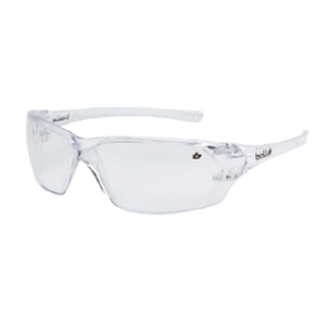 BOLLE PRISM SAFETY GLASSES ANTI-SCRATCH ANTI-FOG CLEAR