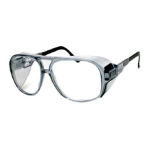 EAGLE NV-9289 GRC SAFETY GLASSES SILVER FRAME
