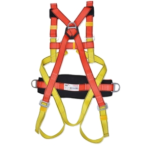 YAMADA FH779 FULL BODY SAFETY HARNESS