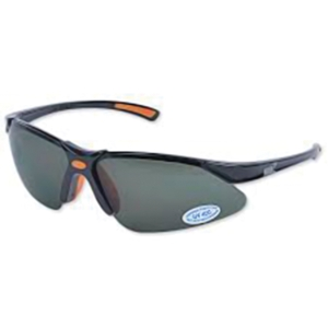 YAMADA YS-311 SAFETY GLASSES BLACK