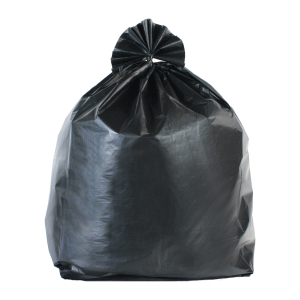 WASTE BAG EXTRA THICK FOR INDUSTRIAL 24X28   1 KILOGRAM