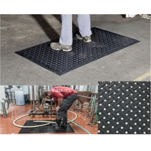KLEEN-TEX ANTI-FATIQUE MAT FOR WET AREA 60X85 CENTIMETRES