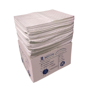 BEST ONE ABS-OSM ABSORBENT PADS BOX OF 100