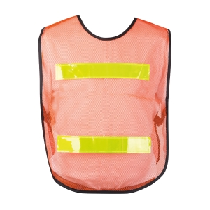 BEST ONE TRAFFIC VEST NET ORANGE