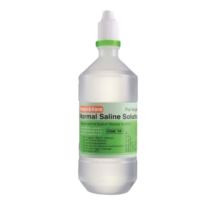 KLEAN&KARE NORMAL SALINE SOLUTION 500 MILLILITRES