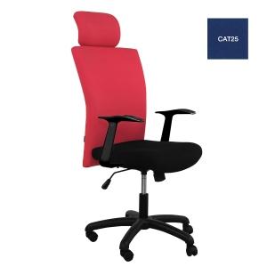 ACURA เก้าอี้ผู้บริหาร OWNER/H ผ้า น้ำเงิน
