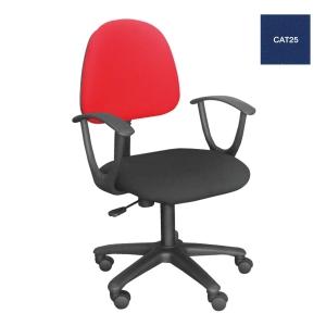 ACURA TOA01/A OFFICE CHAIR FABRIC BLUE