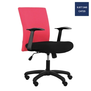 ACURA OWNER/A OFFICE CHAIR FABRIC BLUE