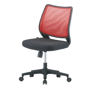 ZINGULAR ALICE OFFICE CHAIR RED/BLACK