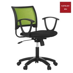 ACURA เก้าอี้สำนักงาน รุ่น DV/R สีแดง