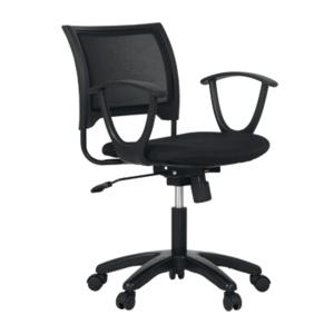 ACURA DV/R OFFICE CHAIR MD140 BLACK