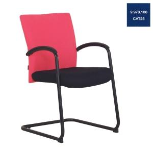 ACURA เก้าอี้สำนักงาน OWNER/C ผ้า น้ำเงิน