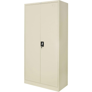 ZINGULAR ZSH-756 STEEL SWING DOOR CABINET CREAM