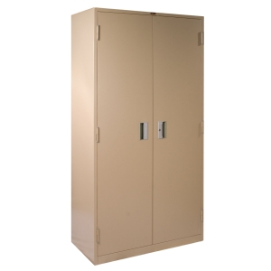 LUCKY SH-756 STEEL STORAGE CUPBOARD CREAM