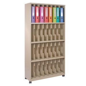 LUCKY S-666N STEEL FILING SHELF CREAM