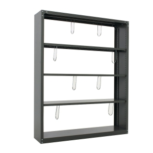 LUCKY S-504 STEEL BOOK SHELF GREY