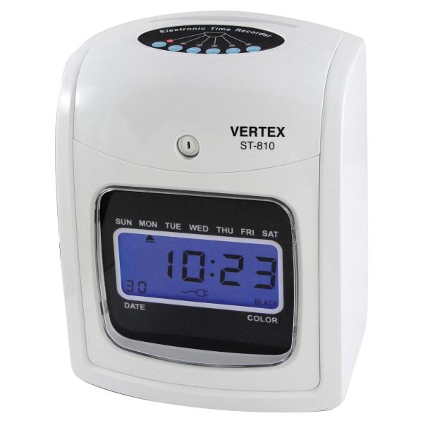 VERTEX ST-810 DIGITAL TIME RECORDER