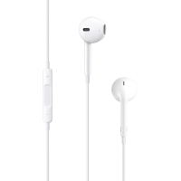HODETELEFON IN-EAR IPHONE/IPAD M/MIK