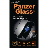 PANZERGLASS PREM IPHONE 6/6S/7/8 JET SO