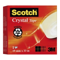 SCOTCH 600 TAPE, 19 MM X 33, TRANSPARENT