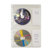 CD-OPPBEVARING LOMMER A4
