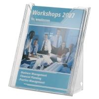 BROSJYREHOLDER DURABLE COMBIBOXX 8578 A4 TRANSPARENT