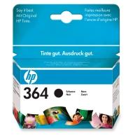 BLEKKPATRON HP364 CB316EE SORT
