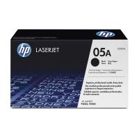 LASERTONER HP CE505A SORT
