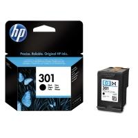 BLEKKPATRON HP 301 CH561E SORT