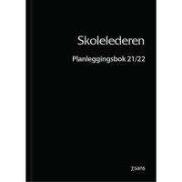 PLANLEGGEINGSBOK 7. SANS SKOLE- OG BARNEHAGELEDEREN A4 SORT