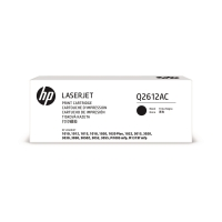 LASERTONER HP Q2612AC LJ1010/1012/1015 SORT