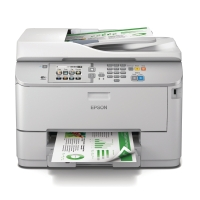 BLEKKSKRIVER EPSON WF-5620DWF WORKFORCE PRO