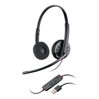 HEADSETT PLANTRONICS PC C320
