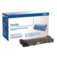 LASERTONER BROTHER TN2320 SORT 2,6K SIDER