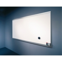 MAGNETISK WHITEBOARD VIP 1300X1505MM