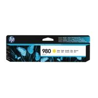 BLEKKPATRON HP 980 D8J09A X555/X585 GUL