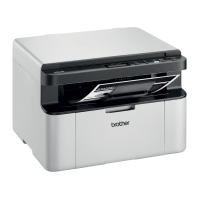 SKRIVER BROTHER DCP-1610W MFC LASER MONO SORT/HVIT