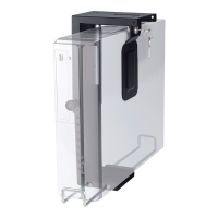 CPU-HOLDER NEWSTAR CPU-D075 PC BORD SORT