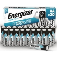 BATTERI ENERGIZER ALKALINE ECO ADVANCED AA/LR6 PAKKE Á 20 STK