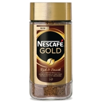 KAFFE INSTANT NESCAFE GOLD 200 GRAM