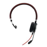 HEADSETT JABRA EVOLVE 40 MS MONO