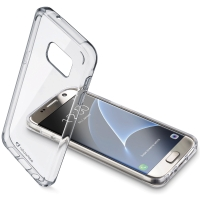 BAKDEKSEL CELLULARLINE SAMSUNG GALAXY S7 TRANSPARENT