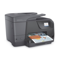 SKRIVER HP J6X76A OFFICEJET PRO 8715 INKJET