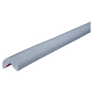 Hjørnebeskytt Knuffi type A PU 1m hvit