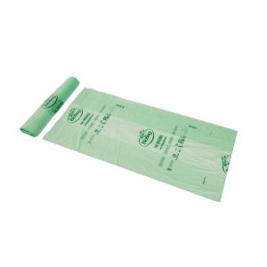 Rul40 Biobag 17my 60x74 35l grønn