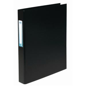 Ringperm Elba, A3 stående format, sort