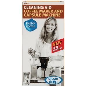 Rensemiddel Clean Drop pakke à 5 stk