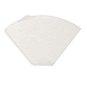 Kaffefilter Duni 185516 19x15 hvit pakke à 200 stk