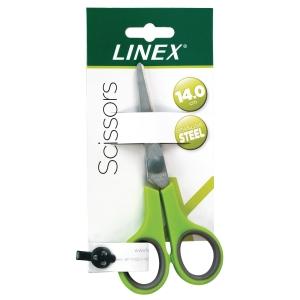 Skolesaks Linex, 14 cm