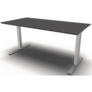 JIVE MEDIA CONF TABLE BLK/ALU200X80/120